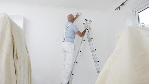 Schon Müssen Mieter Die Wände Beim Auszug Neu Streichen?